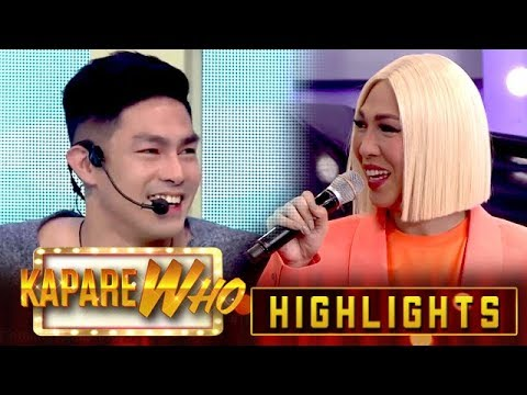Ion admits that he missed Vice | It's Showtime KapareWho