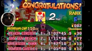 Live Mario Kart Super Circuit