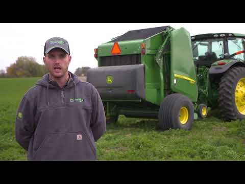 Nebraska Farm Relies on John Deere Equipment