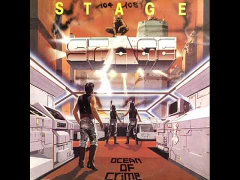 Stage - Ocean Of Crime (12'')