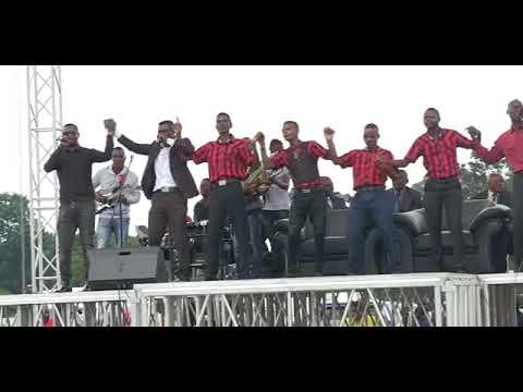 MDCT supporters bid farewell to their leader Morgan Tsvangirai