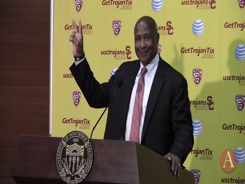 Lynn Swann Introductory Press Conference