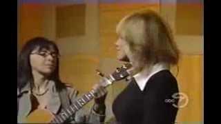 Carly Simon - 'You Belong To Me' beatnik arrangement