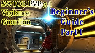 SWTOR 3.1 PVP - Vigilance Guardian-  Beginner