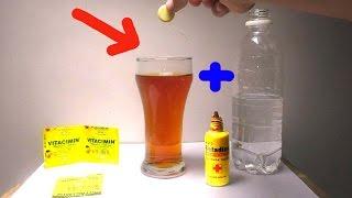 Wow Reaksi Betadine Dicampur Vitamin C