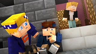 VERSTECKT IM MÄRCHENSCHLOSS!   Minecraft Hide and Seek