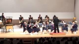 街角コンサート2014 まんのう中学校