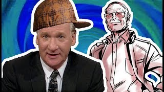 Comic Fans Need to Grow Up? - Response to Bill Maher [Skull Commentary]