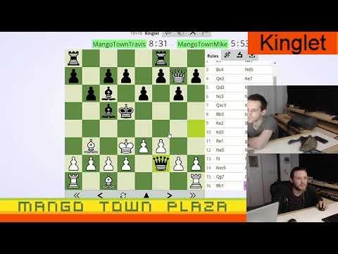 Kinglet Chess - Chess Variants Ep. 764 |