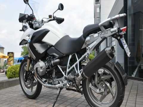 bmw r 1200 gs sound ac schnitzer stealth youtube. Black Bedroom Furniture Sets. Home Design Ideas