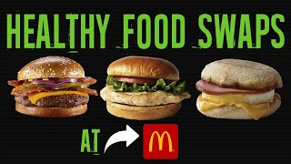 On today's episode of live lean tv, i'm sharing the healthiest foods at mcdonald's, and worst high calorie meals, that make you fat. ✔ free sta...