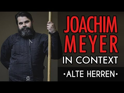 Joachim Meyer in Context