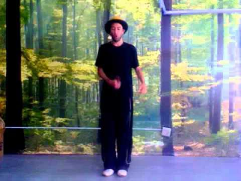 Boogaloo – Otis Funkmeyer boogaloo knee roll tutorial on YouTube