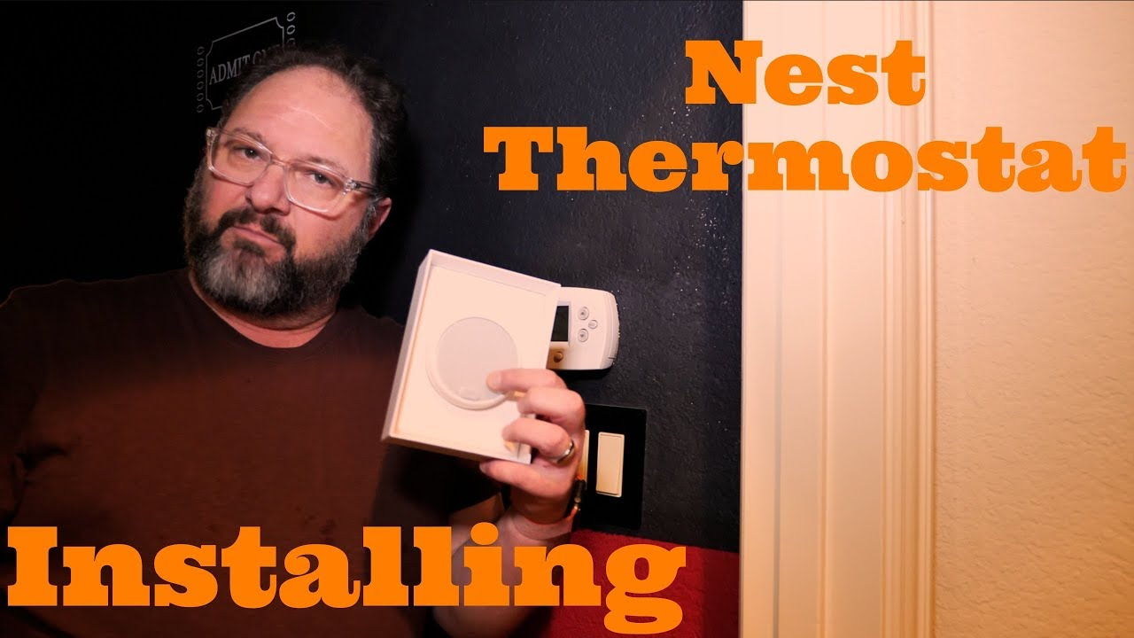 Install  Nest Thermostat E      Tech Review 007 001