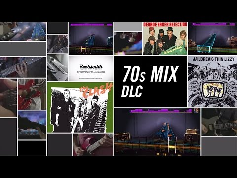 Rocksmith 2014 Edition DLC - 70s Mix Song Pack