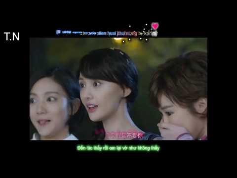 [Vietsub+Kara] Kim Sa (Jin sha - 金莎) - Ma Pháp Tình Yêu (Ai de mo fa - 爱的魔法)
