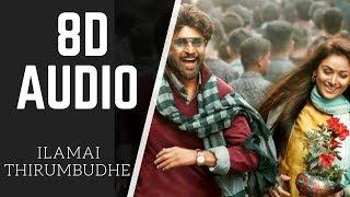 Ilamai Thirumbudhe || 8D AUDIO || petta || use headphone 4 better experience