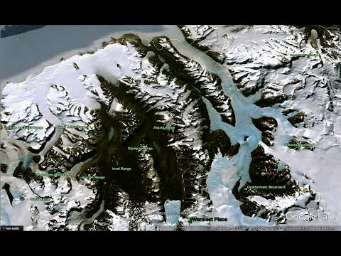 "Antarctica Vacation Spot Revealed - ""Dry Valleys"" Snow Free Since Before 1957"