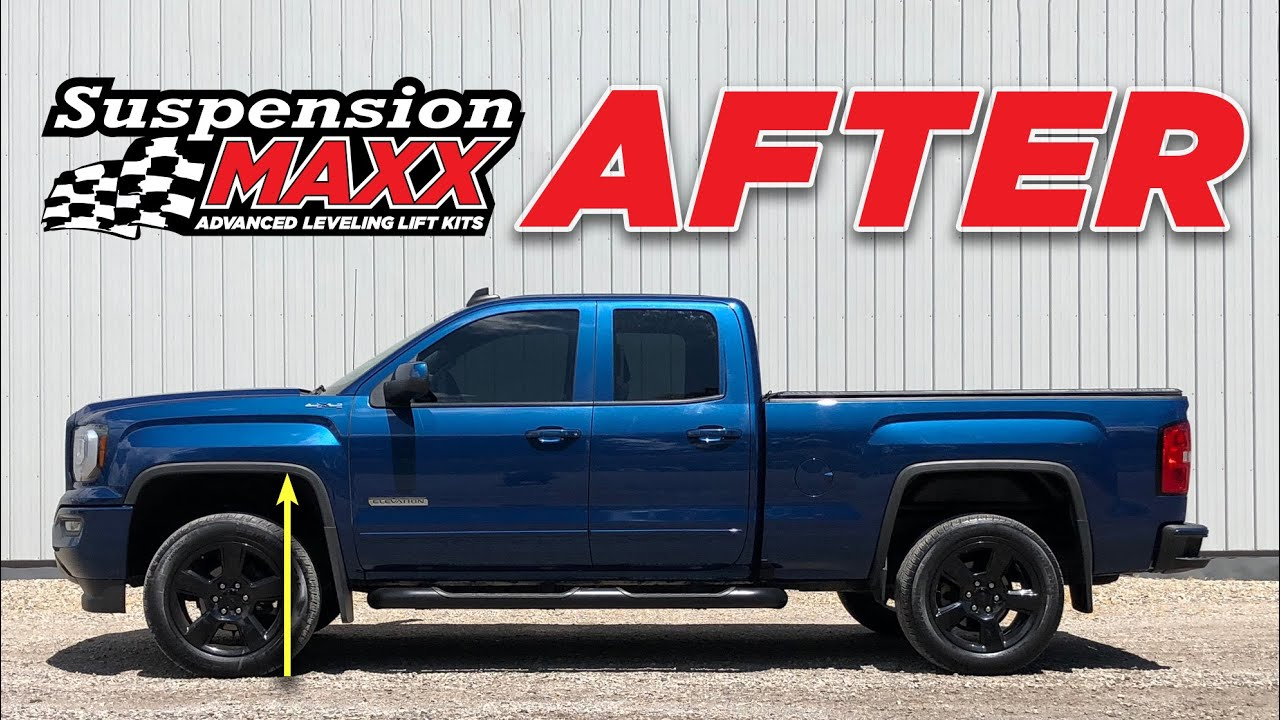 How Much Is A Lift Kit >> How To Measure Your Truck For A Leveling Kit