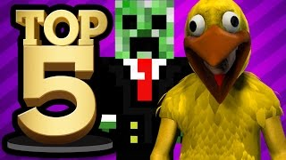 TOP 5 DISGUISES IN VIDEO GAMES