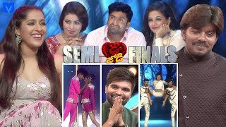 Dhee Jodi Semi Finals Latest Promo - Dhee 11 - 7th August 2019 - Sudheer,Rashmi - Mallemalatv