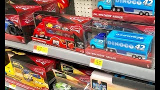 Disney Cars Toy Hunt - Jurassic World Toys - LOTS of TOYS - Nascar Authentics - Gamestop Toys Hunt
