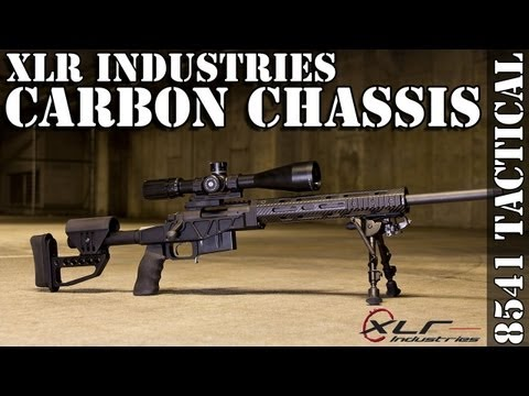 XLR Carbon Chassis Review (Remington 700, Savage)