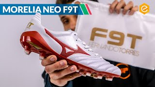Le scarpe di FERNANDO TORRES - Limited edition MIZUNO F9T