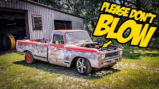 How To Keep A Mid-Engined Corvette-Powered Pickup Truck From BLOWING UP (On A Budget)