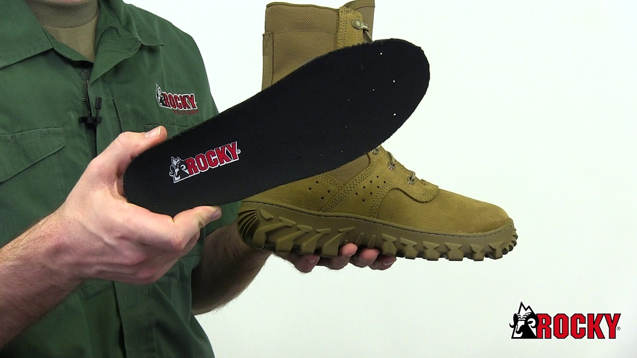 buying cheap best sell entire collection Rocky S2V Enhanced Jungle Boot Style# - RKC071 - YouTube