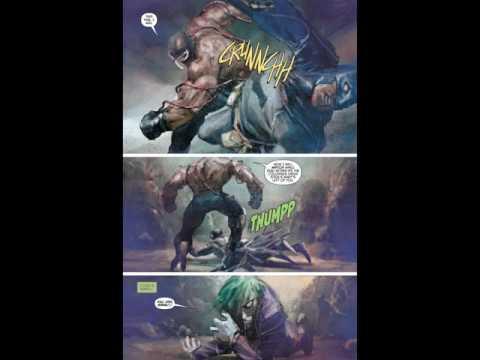 Batman ~ Europa v2015 #004 #comics