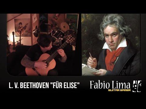 "L. V. Beethoven ""Für Elise"" by Fabio Lima"