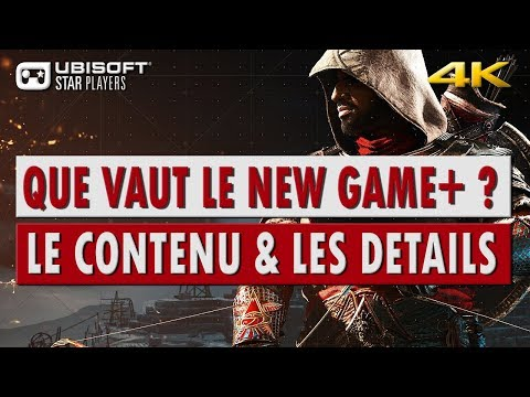 📢 Assassin's Creed Origins Le New Game + Tout Son Contenu !