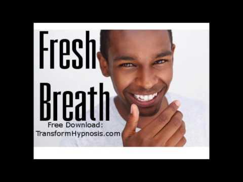 Fresh Breath -Hypnosis for halitosis