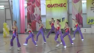 Первенство по фитнес-аэробике в г. Тула (дети 8-10 лет)