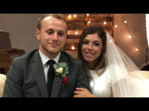 EXCLUSIVE -  Josiah Duggar & Lauren Swanson Are MARRIED [SEE A STUNNING MOMENTS OF THEM]