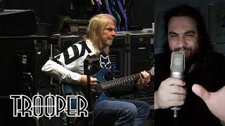 """Deep Purple - """"Throw My Bones"""" (Coiotu - Trooper & Deep Purple)"""