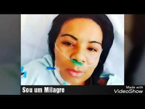 Gislene Alves - Sou um Milagre (Play Back)