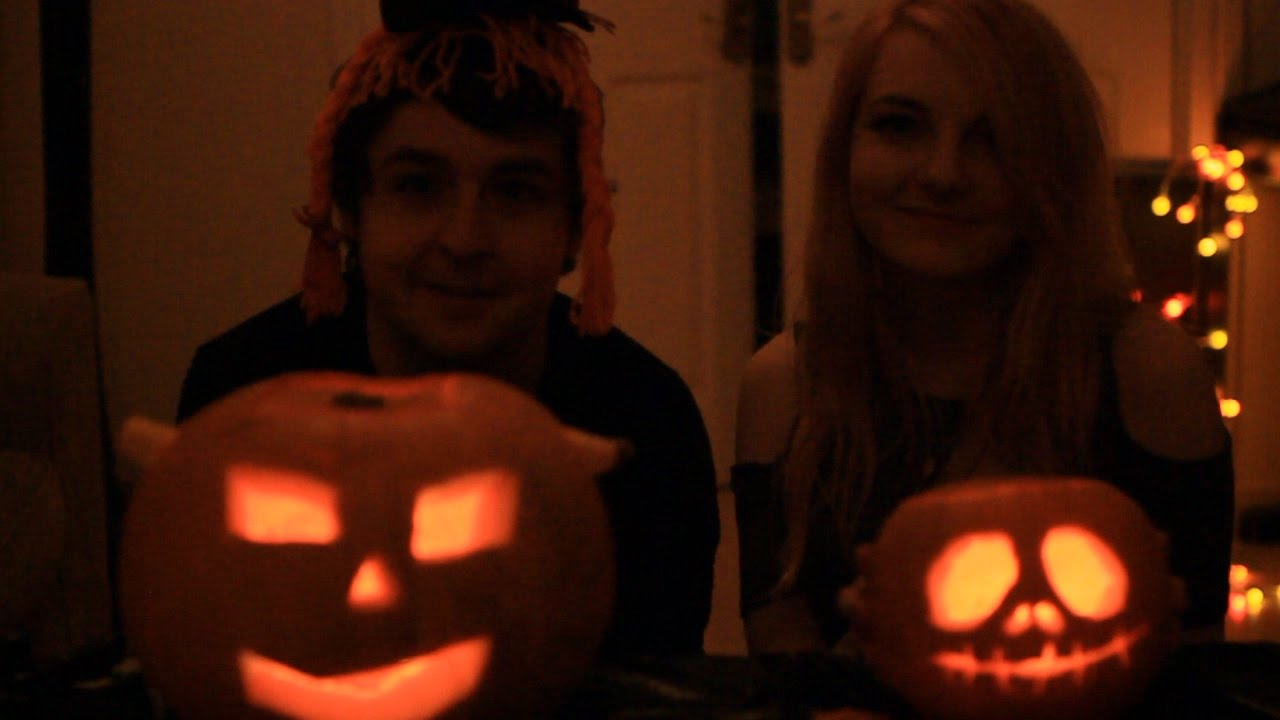 Pumpkin Carving Pumpkin Carving With Ldshadowlady Youtube