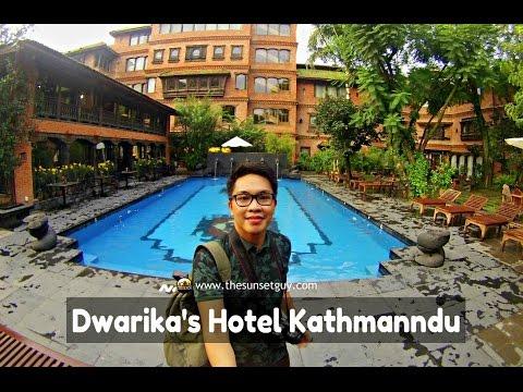 Dwarika's Hotel in Kathmandu, Nepal