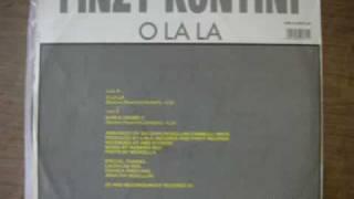 O la la (instrumental) - Finzy Kontini 1986 italo disco