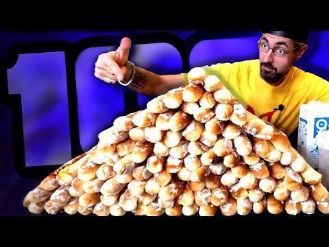 100-fartons-y-3-litros-de-horchata-🥖🥛-10.000-kcal!!!-💥-(reto-de-comida)