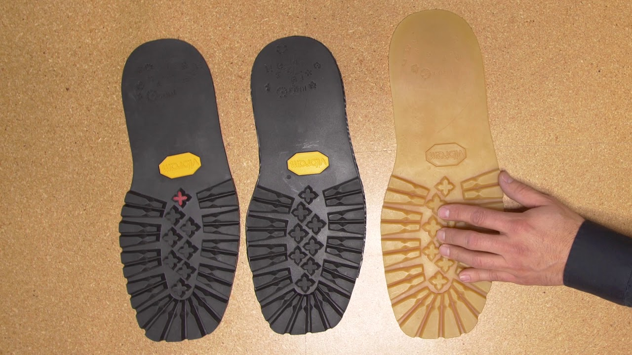 Nicks Handmade Boots: Work Boot Soles
