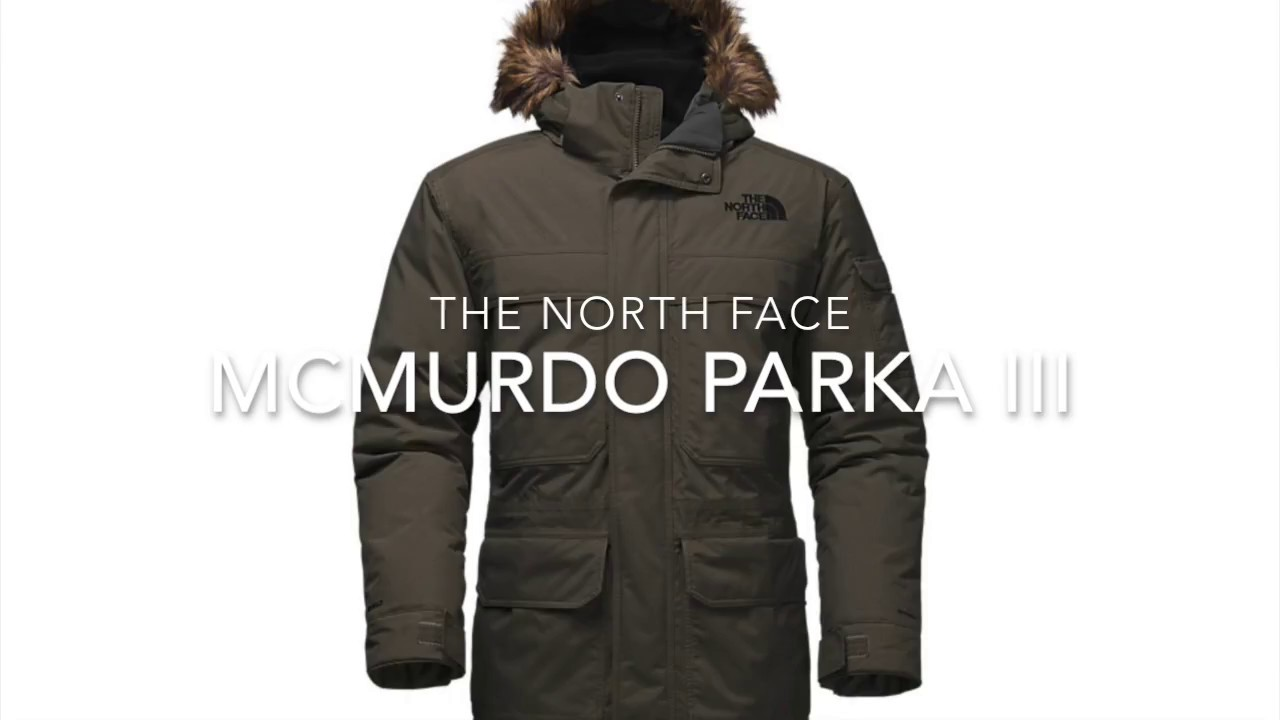 0764c8e93 North Face McMurdo Parka III Overview and Review