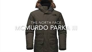 North Face McMurdo Parka III Overview and Review