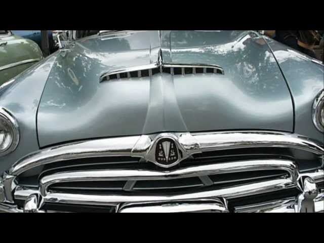 1953 Hudson Hornet and Twin H Power