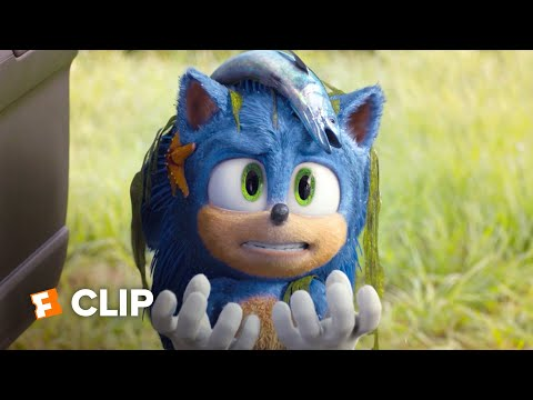 Sonic The Hedgehog Exclusive Movie Clip - Can't Do This On My Own (2020) | Movieclips Coming Soon