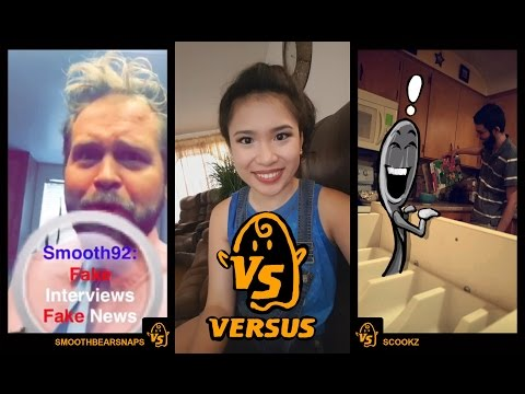 VERSUS: Who is the Best Snapchat Storyteller? Ep 1