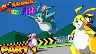 Bomberman Fantasy Race [Part 1]