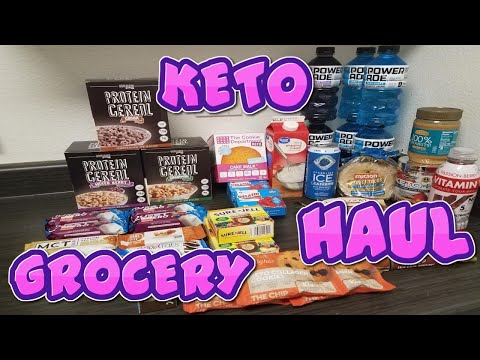 keto-grocery-haul!-cereal,-cookies,-quest-hero,-mct-bars,-ketones,-low-carb-peanut-butter,-and-more!